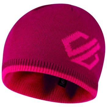 Frequent Beanie-Mütze für Kinder Fuchsia Cyber Pink