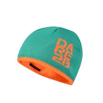 Dare 2b Kids Thick Cuff Reversible Beanie Hat - Nordic Green