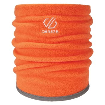 Dare 2b Kids' Doctrine Neck Gaitor Mask - Blaze Orange