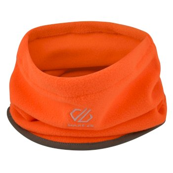 Dare2b Kids' Doctrine Neck Gaitor - Vibrant Orange