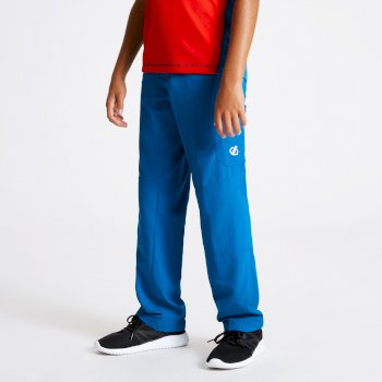 Reprise leichte Walkinghose für Kinder Blau