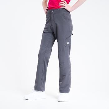 Reprise Leichte Walkinghose Für Kinder Grau