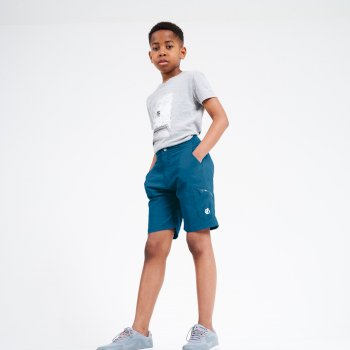 Reprise Walkingshorts für Kinder Blau