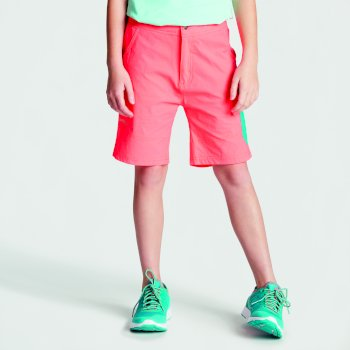 Reprise Walkingshorts für Kinder coral