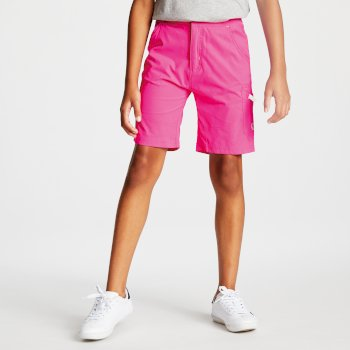 Reprise Walkingshorts für Kinder pink