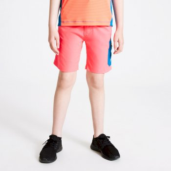 Reprise Walkingshorts für Kinder Orange
