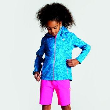 Gifted Softsell-Jacke mit Kapuze für Kinder Atlantic