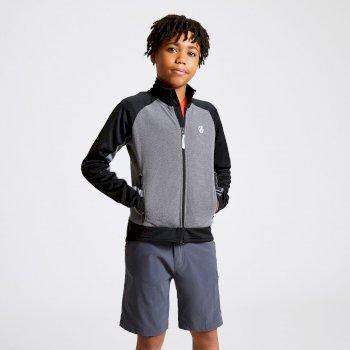 Accolade Core Stretch-Midlayer für Kinder Grau