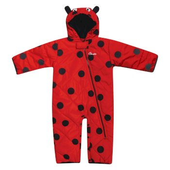 Dare2b Kids Break The Ice Ski Snowsuit Lollipop