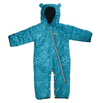 Dare2b Kids Break The Ice Ski Snowsuit Sea Breeze