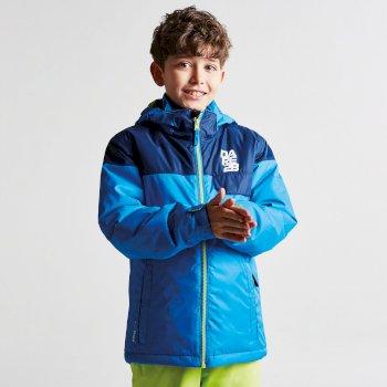 Dare2b Kids Tyke Ski Jacket Athletic Blue Admiral Blue