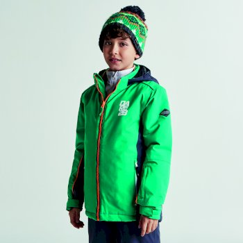 Dare 2b Kids Quell Ski Jacket - Nordic Ebony Grey