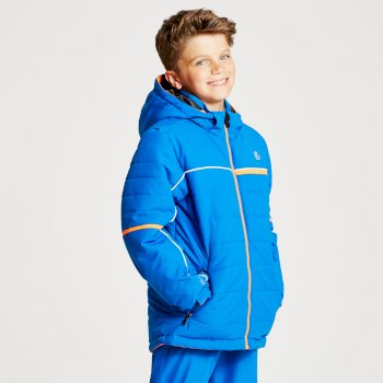 Initiator - Kinder Skijacke Oxford Blue