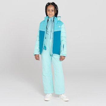 Cheerful wasserdichte, isolierte Skijacke für Kinder Blau