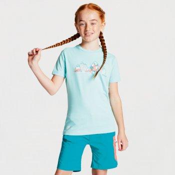 Frenzy T-Shirt für Kinder Aruba Blue Mountain