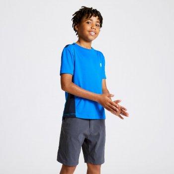 Bring It On T-Shirt für Kinder Blau