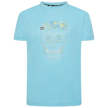 Rightful Graphic T-Shirt Für Kinder Blau
