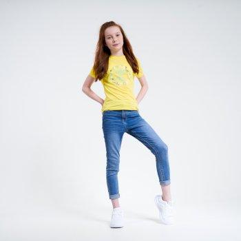 Rightful Graphic T-Shirt Für Kinder Gelb