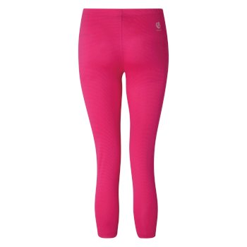 Elate Baselayer-Set für Kinder Cyber Pink