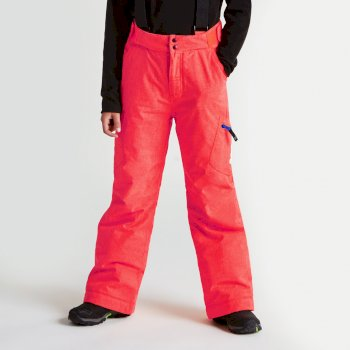 Dare2b Kids Spur On Ski Pants Code Red