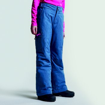 Dare2b Kids Spur On Ski Pants Astronomy Blue