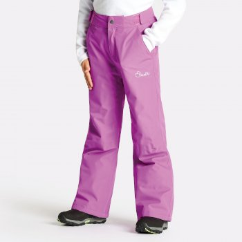 Dare2b Kids Comet Ski Pants Ultra Violet Purple