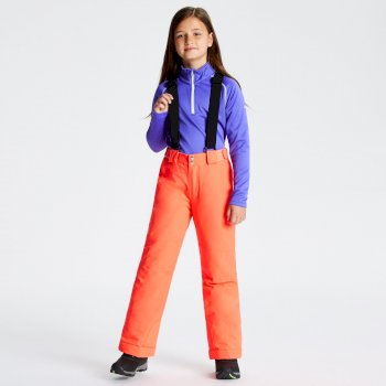Outmove - Kinder Skihose Fiery Coral