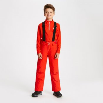 Outmove - Kinder Skihose Fiery Red