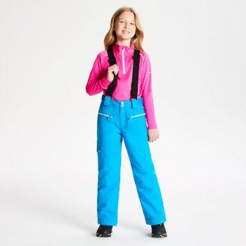 Timeout - Kinder Skihose Atlantikblau