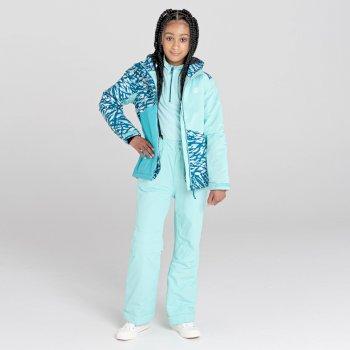 Motive Skihose für Kinder Blau