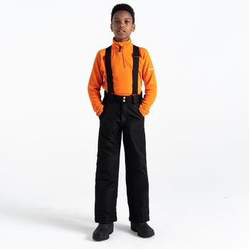 Motive - Kinder Skihose Black
