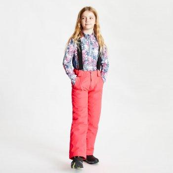 Motive Skihose für Kinder Rosa