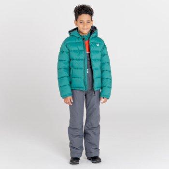 Motive Skihose für Kinder Grau