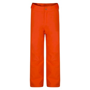 Dare2b Kids' Delve Ski Pants - Vibrant Orange