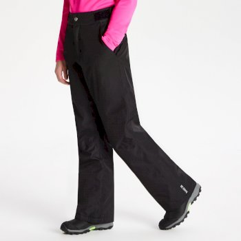Kids' Delve Ski Pants - Black
