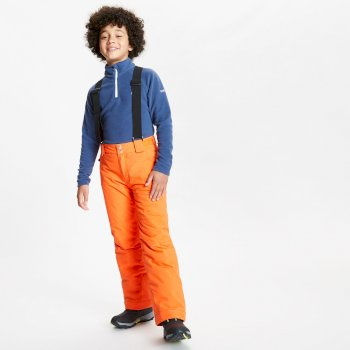 Outmove II wasserdichte, isolierte Skihose für Kinder Orange