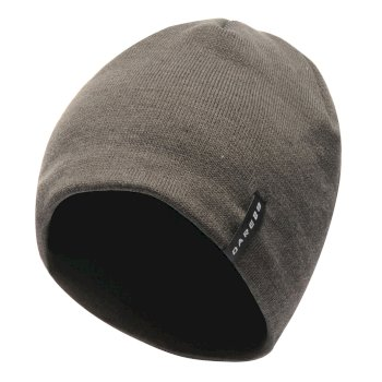 Dare2b Men's Prompted Beanie Hat Charcoal Grey