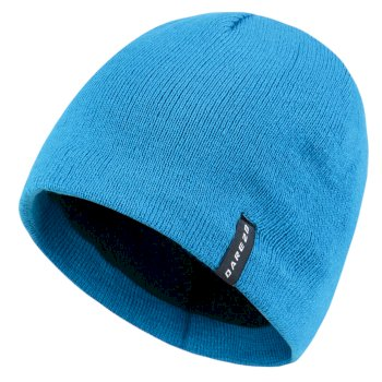 Dare2b Men's Prompted Beanie Hat Methyl Blue