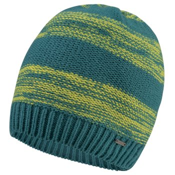 Thesis - Herren Beanie-Mütze Ocean Depths Citron Lime