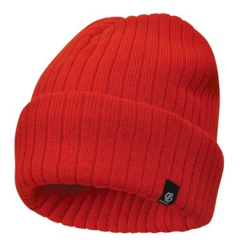 On The Ball - Herren Beanie-Mütze Fiery Red