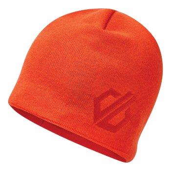 Rethink Beanie-Mütze mit Stickerei für Herren Rot