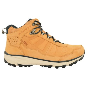 Men's Cortex Hiking Boots - Spring Yellow Admiral Blue