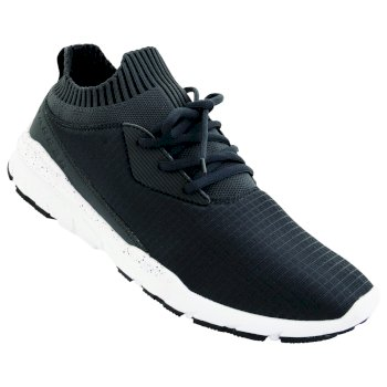 Dare 2b Men's Xiro Trainers - Ebony Cyberspace Grey