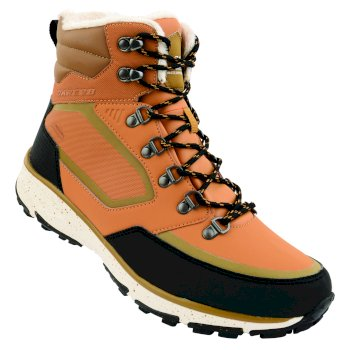Dare 2b Men's Annecy Mid Ski Boots - Gold Cumin Black