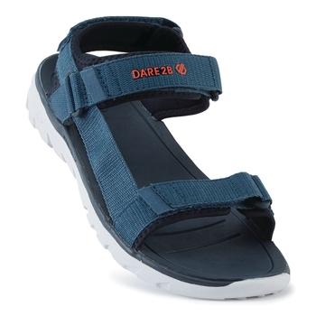 Xiro Herren-Sandalen Blau