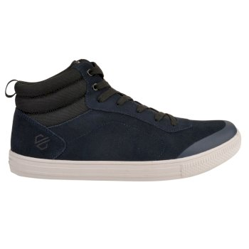 Cylo - Herren High Top-Sneaker Navy Black