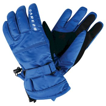 Dare2b Men's Summon II Ski Gloves Nautical Blue