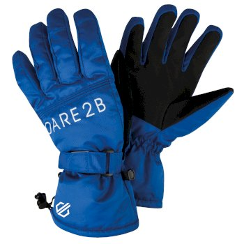 Dare2b Men's Worthy Ski Gloves - Oxford Blue