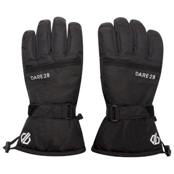 Dare2b Men's Worthy Ski Gloves - Black