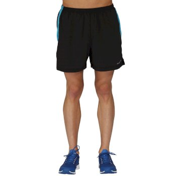 Men's Undulate Sports Shorts Black